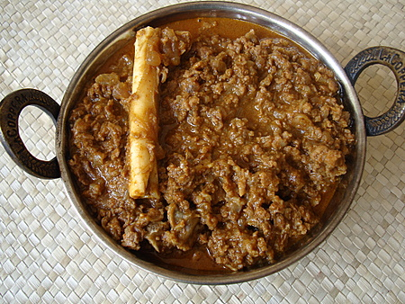 Mutton Kheema Homemade